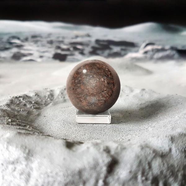 Spaceball - Meteorite Kugel